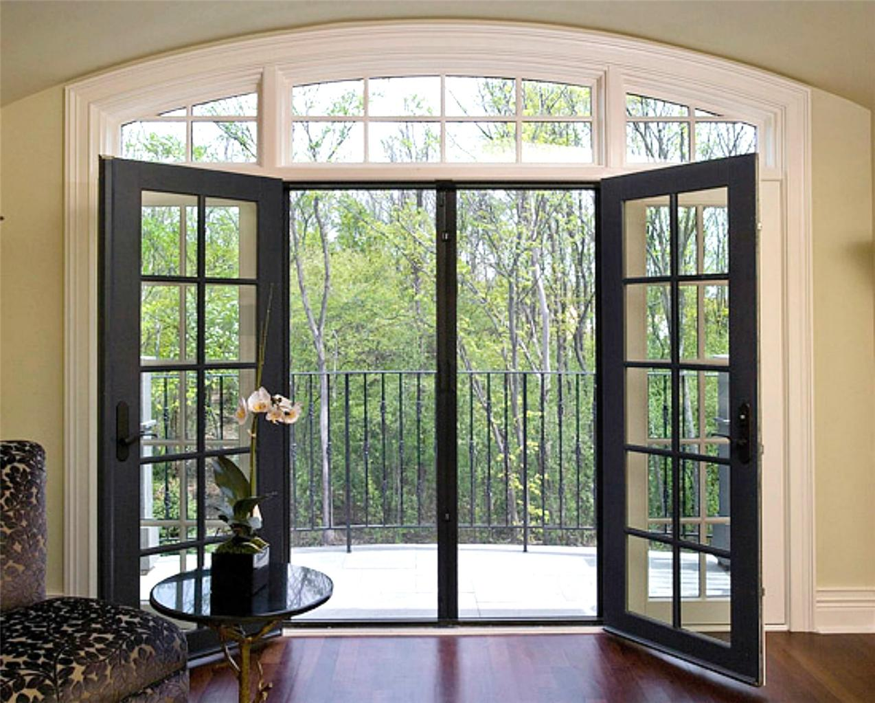 How French Doors Can Enhance Your Home's Visual Appeal