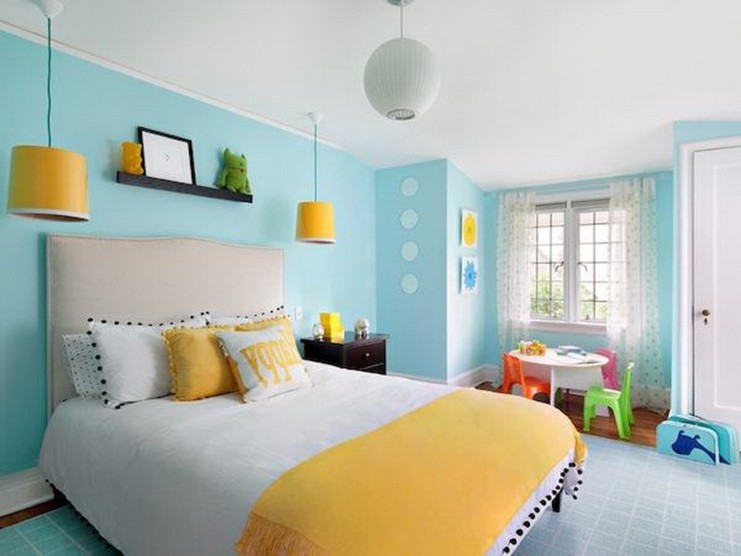 Five ways to add a dash of colour to your home