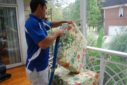 How to Properly Care for Your Outdoor Cushions