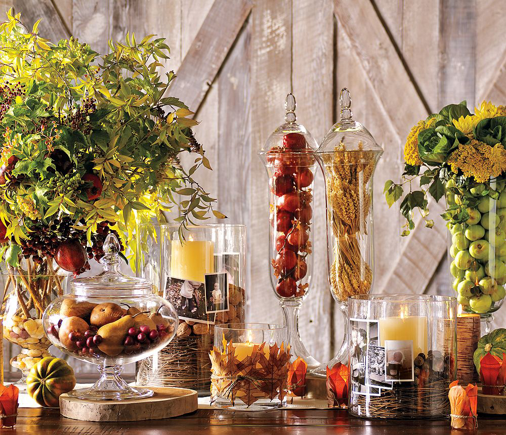 Six rustic ways to decorate your home with nature