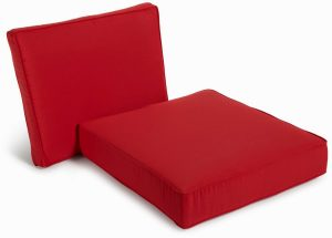 red-outdoor-couch-cushions