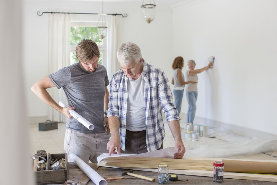 How to find money for home upgrades?