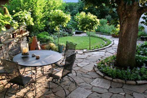 Should you turn your backyard into another living room?